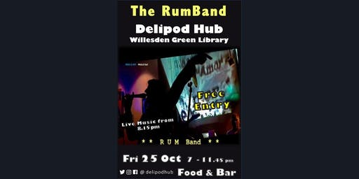 Live Music - The Rum Band