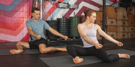 Flexibility and Mobility Class Movement Vault -Decrease pain / injury tickets