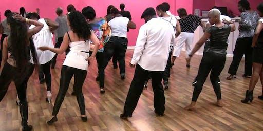 Soul Line Dancing Fundraiser