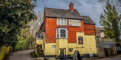 Presentation Excellence Workshop at The Red Lion & Cellar Room in Betchworth, February 2020