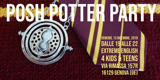 Posh Potter Party