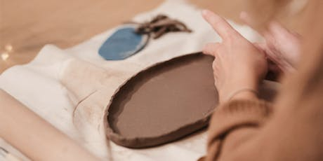 Not Yet Perfect- Pottery Handbuilding Workshop, Serving Platters &  Dishes tickets