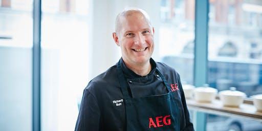 AEG Live Baking Masterclass with Richard Burr