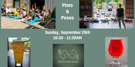 Pints & Poses - Yoga & Beer @ Unified Beerworks tickets