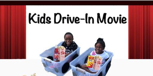 Kids Drive-In Movie