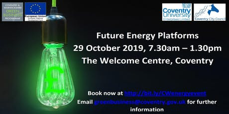 Future Energy Platforms tickets
