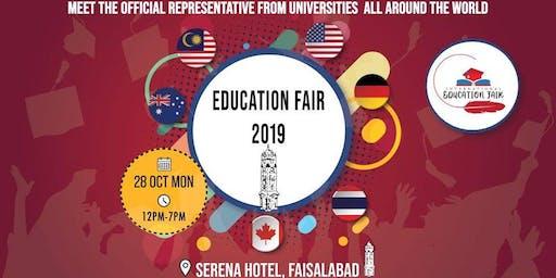 Education Fair 2019