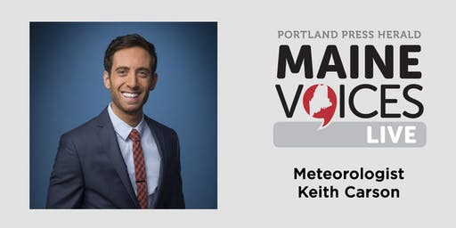 Maine Voices Live with Keith Carson