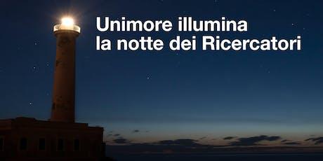 """OPEN FACTORY & OPEN LABS """" RICERCA E ALIMENTAZIONE """"_ORE 21:30 biglietti"""