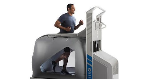 Alter G Prescribers Course for Physiotherapists