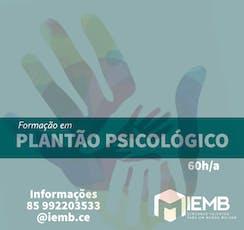 Formação em Plantão Psicológico ingressos