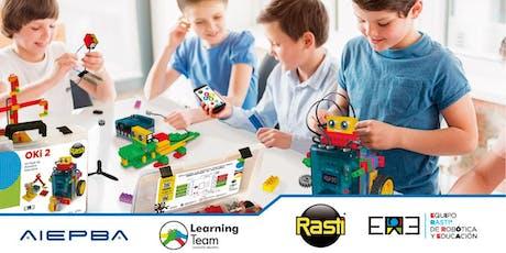 Robótica Rasti: cómo implementar proyectos simples y creativos entradas