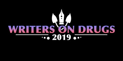 Writers on Drugs 2019 (London)