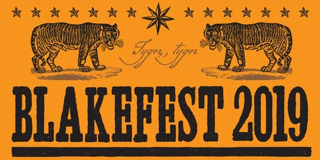 BlakeFest 2019 tickets