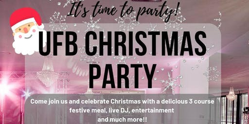 Ultimate Fitness Birmingham Christmas Party 2019