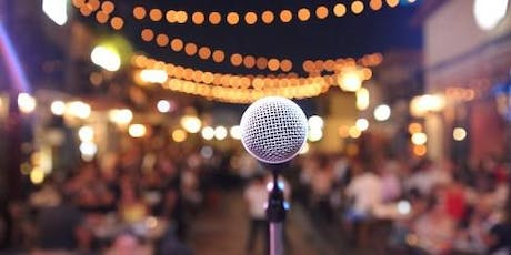 Pitching On Stage Workshop / Live Audience Practice: FORMAL   PRO SKILLS tickets