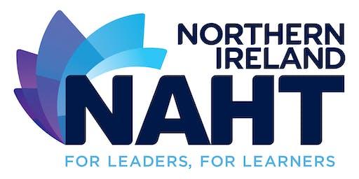 NAHT(NI) Industrial Action Engagement Meeting - Belfast