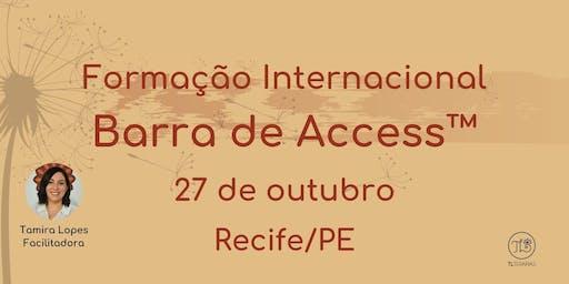 Curso de Barra de Access