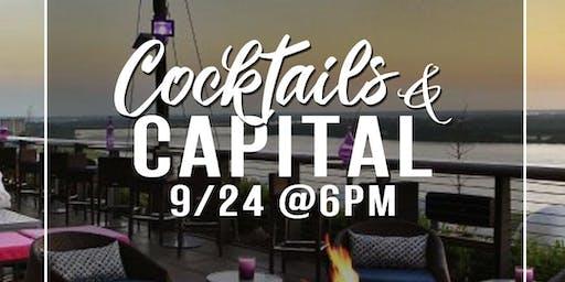 Cocktails & Capital