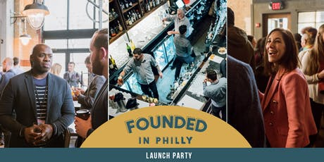 Founded in Philly Launch Party (10/7) tickets