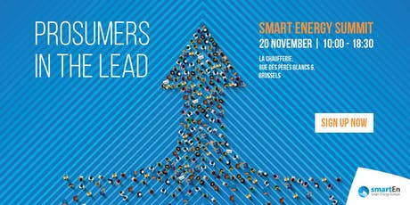 Smart Energy Summit 2019: Prosumers in the Lead tickets