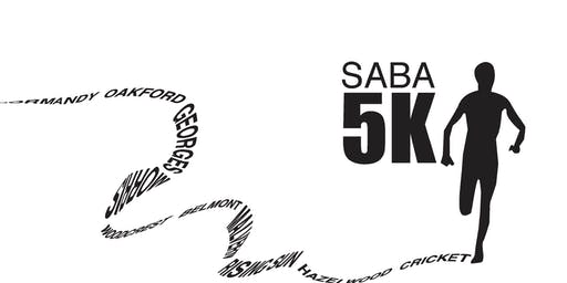 2019 SABA 5K Race
