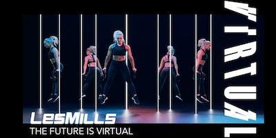 "LES MILLS Webinar ""The Future is Virtual"""