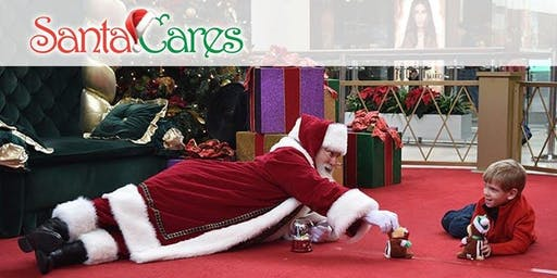 Memorial City Mall - 12/1 - Santa Cares