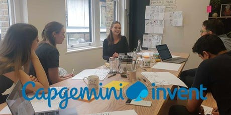 Capgemini Invent Accelerate Insight Event tickets