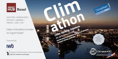 Climathon Basel 2019