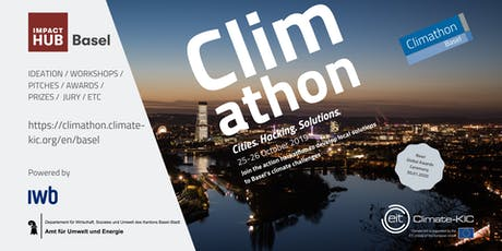 Climathon Basel 2019 tickets