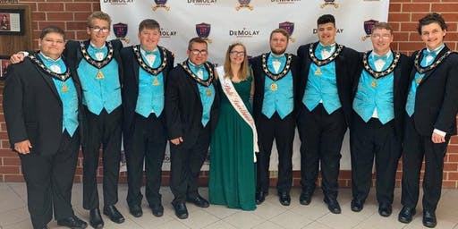 IL DeMolay  State Master Councilor & State Sweetheart Reception