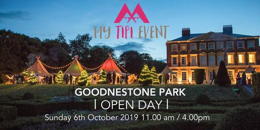MyTipiEvent Autumn Open Day
