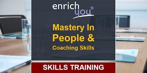 Mastery In People & Coaching Skills