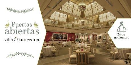 Expoboda - Villa Laureana en Madrid entradas