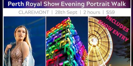 Low Light Portrait Session - Royal Show Edition