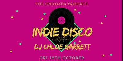 INDIE DISCO | Freehaus