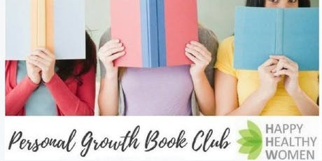 HHW Personal Growth Book Club - Brunch+Book tickets