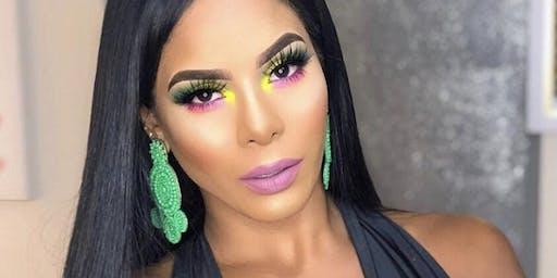 PENNSYLVANIA | Karishna Makeup Workshop | USA 2019 EDITION