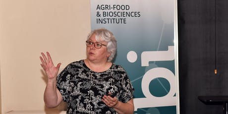 AFBI Lunchtime lecture - Varieties in Agriculture tickets