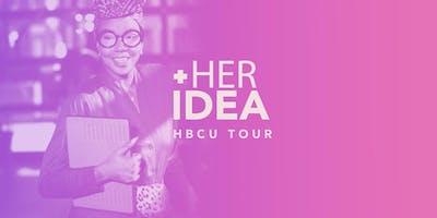 HER Idea HBCU Tour - Benedict College
