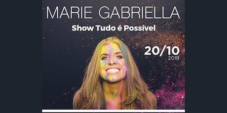 Marie Gabriella em São Paulo ingressos