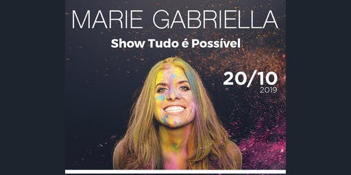 Marie Gabriella em São Paulo