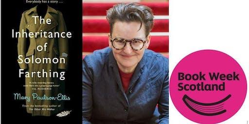 Mary Paulson-Ellis: Book Week Scotland 2019