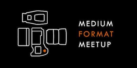 October Medium Format Meetup: Portrait Night tickets