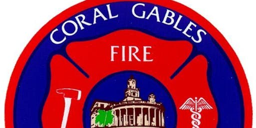Coral Gables Fire Rescue Promotional & Badge Ceremony