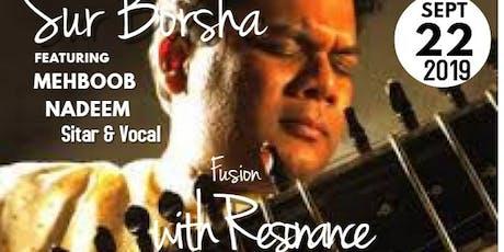Sur Borsha - featuring Mehboob Nadeem tickets