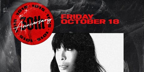 1015 30-Year Anniversary: HONEY DIJON + JLIN tickets