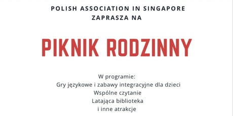 Family Picnic by Polish Association tickets