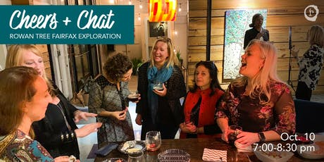 Cheers + Chat: Rowan Tree Fairfax Exploration + Listening Session tickets